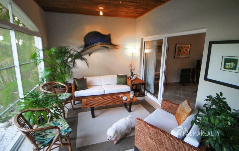 Продаются двухэтажные апартаменты в элитном районе Кокоталь недалеко от Пунта-Каны (Доминиканская Республика)