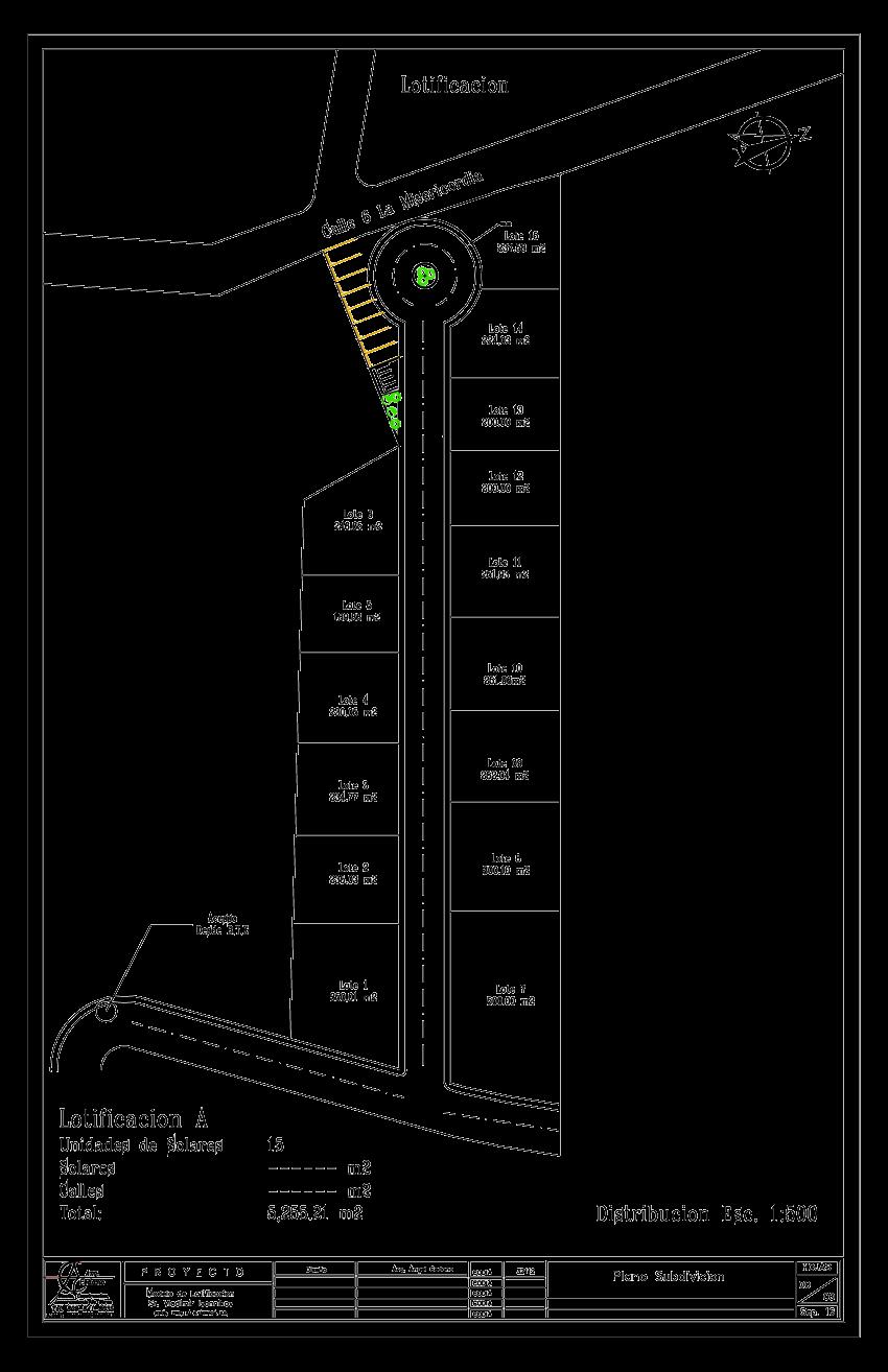 План застройки земельного участка около аэропорта Пунта-Кана (Доминиканская Республика)