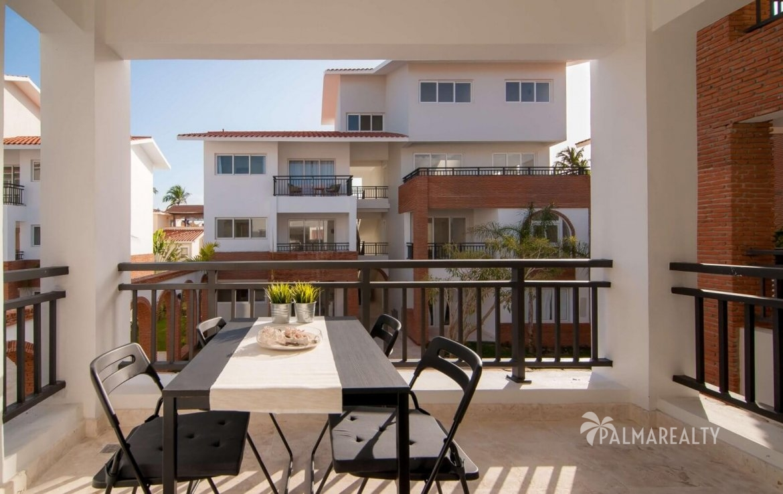 Продаются апартаменты Coral Village в 5 минутах от океана (Пунта-Кана, Доминиканская Республика)