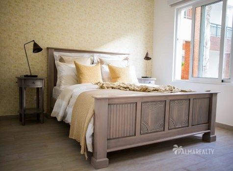 Главная спальня в 2-спальных апартаментах