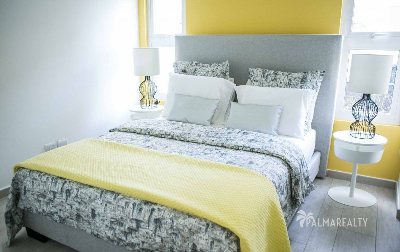 Малая спальня в 2-спальных апартаментах