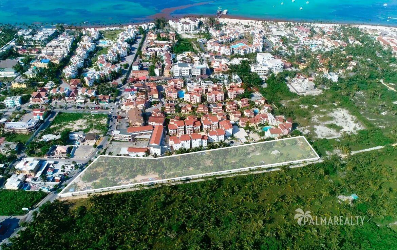 Расположение Coral Village II