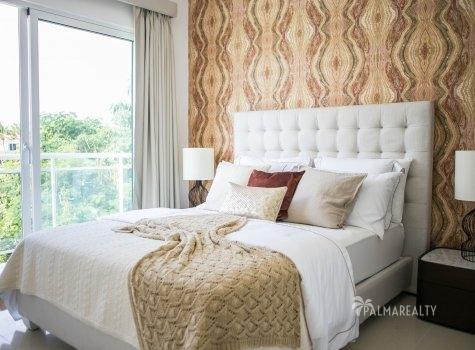 Третья спальня в 2х-этажных апартаментах