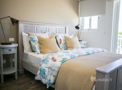 Вторая спальня в 2х-этажных апартаментах