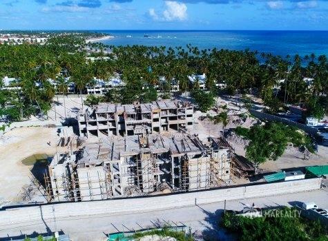 Статус строительства Paseo Playa Coral на 10 декабря 2018