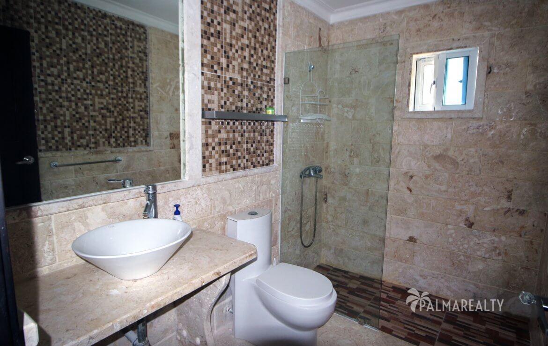 Ванная комната на 2 этаже