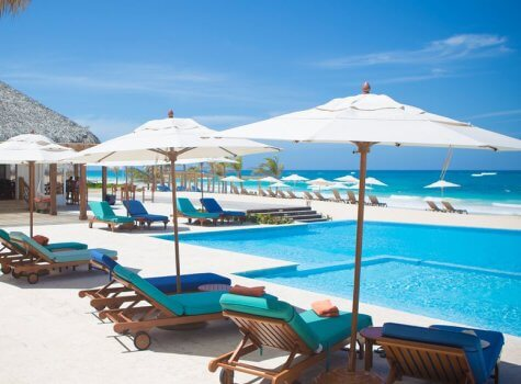 Пляжный клуб Cana Bay