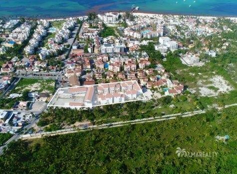 Расположение Coral Village