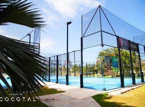 Теннисные корты в Кокоталь