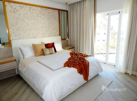 Апартаменты с 3-я спальнями