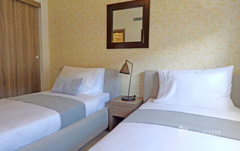 Апартаменты с 3-я спальнями в корпусе B